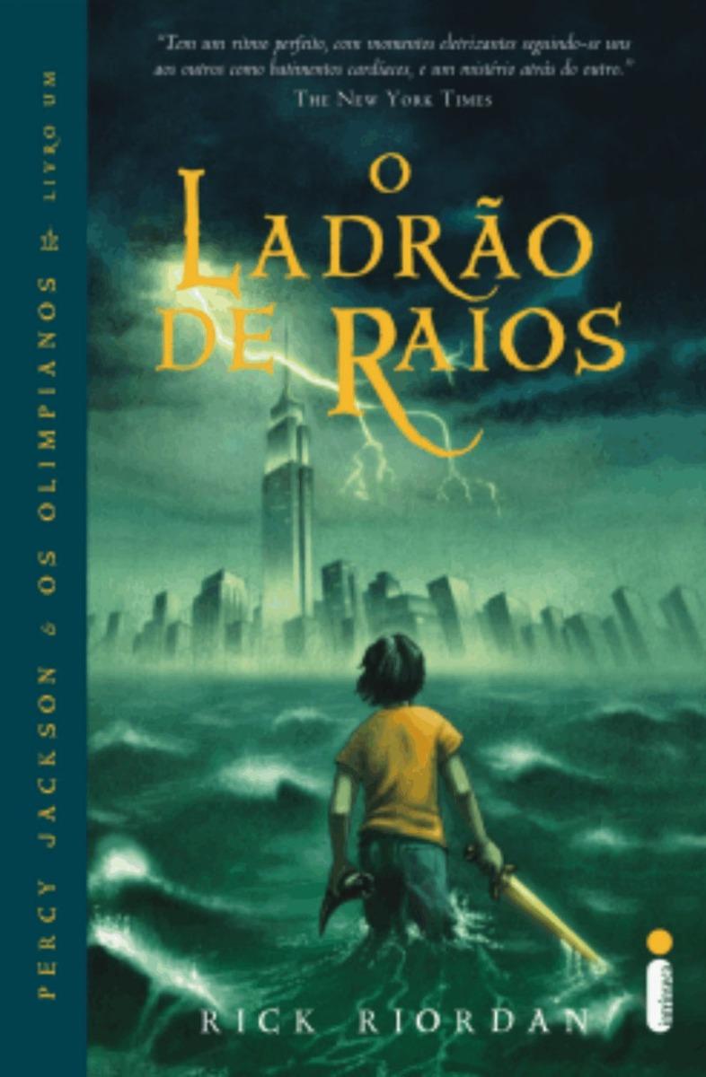 [Resenha] Percy Jackson e o Ladrão de Raios